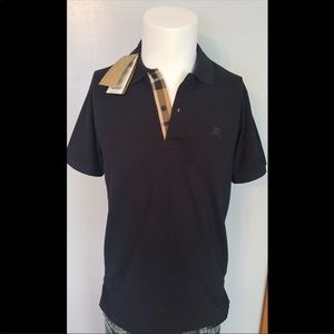 Men's Burberry polo
